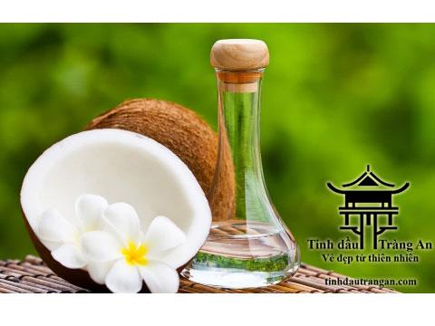 Tại sao nên chọn dầu dừa ép lạnh? Phân biệt dầu dừa nguyên chất ép lạnh và dầu dừa ép nóng nấu thủ công.