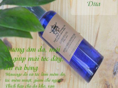 Dầu Dừa - Extra Virgin Coconut Oil