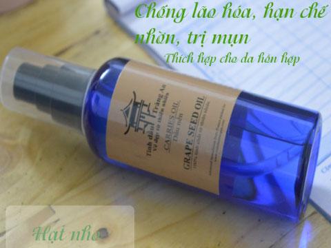 Dầu Hạt Nho - Grape Seed Oil
