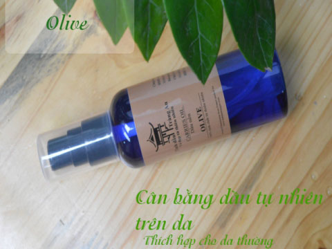 Dầu Oliu - Olive Oil