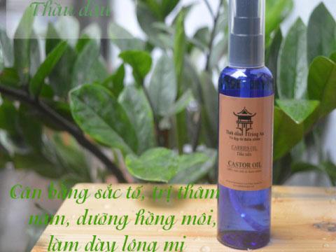 Dầu Thầu Dầu - Castor Oil
