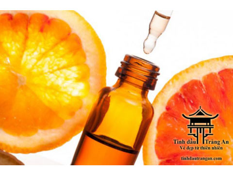 Tinh Dầu Cam - Orange