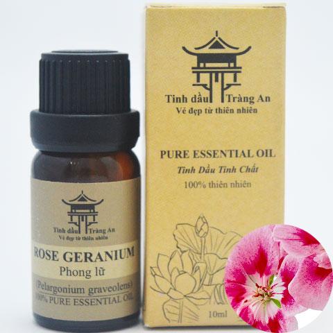 Tinh Dầu Phong Lữ - Rose Geranium