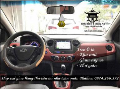 Tinh dầu treo xe ô tô - Quế (Cinnamomum)