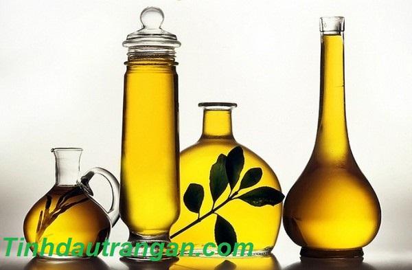 Tác dụng của tinh dầu thiên nhiên nguyên chất