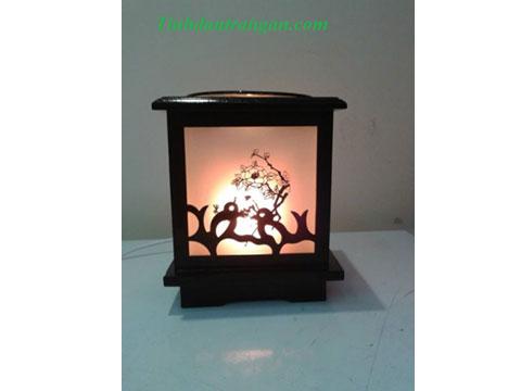 Đèn xông tinh dầu DG3 tặng kèm 10ml tinh dầu