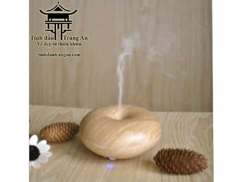 Máy khuếch tán tinh dầu phun sương aroma diffuser Mkt07