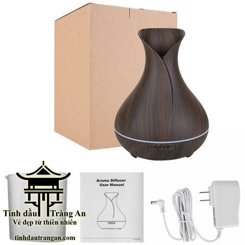 Máy khuếch tán tinh dầu phun sương TL01 aroma diffuser