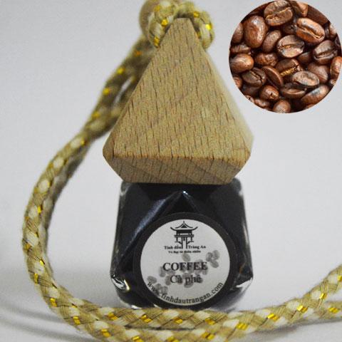 Treo xe ô tô hương cà phê (coffee)