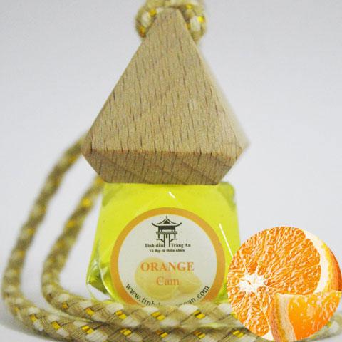 Tinh dầu treo xe ô tô - Cam (Orange)